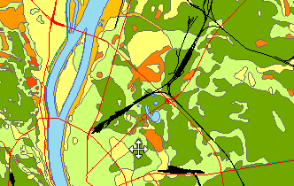 budapest szintvonalas térkép MBFSZ térképszerver   minden, ami földtani térkép budapest szintvonalas térkép